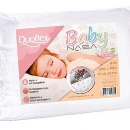 Travesseiro Infantil Baby Nasa Duoflex Para Bebês Acima De 1 Ano Clinica Dos Pés
