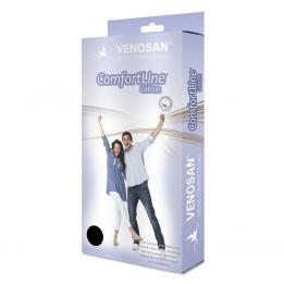 Bracadeira Confortline Cotton Polegar G C Bege 30/40 Ref. 72519 Venosan