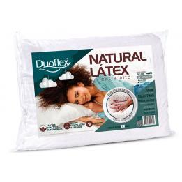 Travesseiro Látex Natural 18cm  Ln1101 Duoflex
