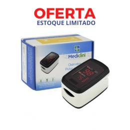 Oximetro De Pulso P/ Dedo Mediclini Ref. As 302 L Bioland