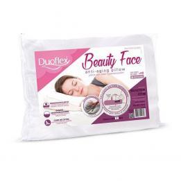 Travesseiro Beauty Face Anti- Aging Pillow Bf 3100 Duoflex Clinica Dos Pés