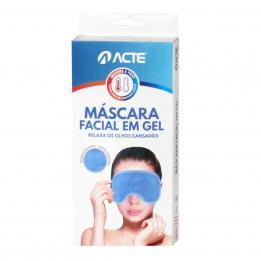 Máscara P/ Relaxamento Facial Azul Ref. R3-A  Acte