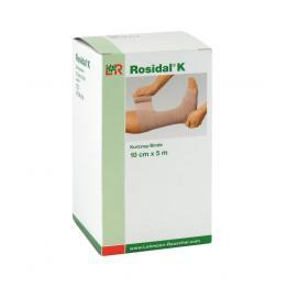 Atadura Rosidal K-Bandagem Alta Compressão 10cmx5m Venosan