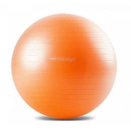 Bola Pilates Yoga Ginastica 55cm Laranja Hidrolight