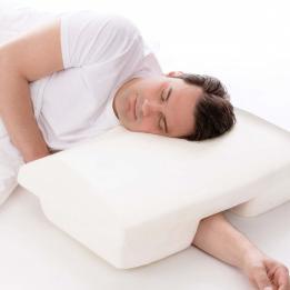 Travesseiro Do Silêncio Alto  Ref. 205004 Poliuretano