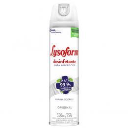 Lysoform Spray Bactericida Original 360ml Riomed