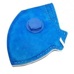Máscara Respirador Pó E Odores C/ Resp. Pff2 Ref. 00775 Alergo