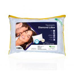 Travesseiro Diamond Latex Tam 50x70 Copespuma