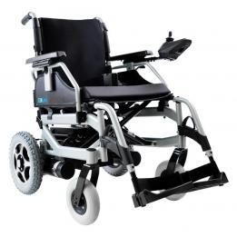 Cadeira De Rodas Motorizada D400 T44 Ref. 5590 Dellamed