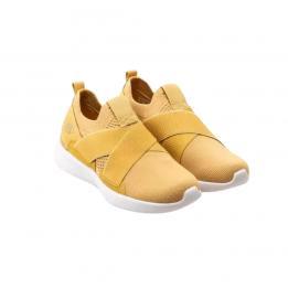 Tênis Feminino Bobs Squad Kid Cool Skechers Clinica Dos Pés 34 AMARELO 117016 YEL