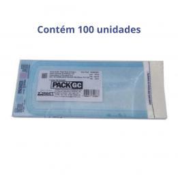 Envelope P/ Esterilização 90x230mm Zermatt