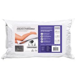 Travesseiro Joelho/Tornozelo Tam. 0,80x0,35 Cm Ref. Wc2015 Fibrasca