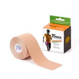 Bandagem Elástica Funcional Kinésio 5cmx5m BEGE