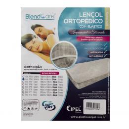 Lençol Ortopédico Transparente C/ Elástico Solt. 1,88x88x23 Ref. 1764 Cipel