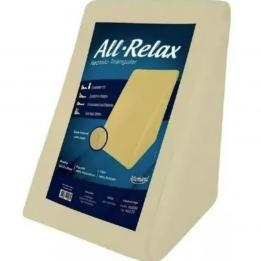 Almofada Recosto Triangular Allrelax Ref. Ar4052 Duoflex