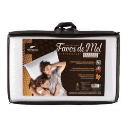 Travesseiro Favos De Mel Intense Tam. 50x70cm Ref. 4898 Fibrasca