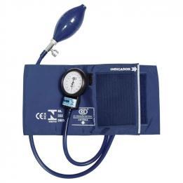 Aparelho De Pressão Velcro Esfig. S/ Esteto Azul Glico