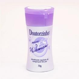 Desodorante Pés Doutorzinho Feminino 70gr Ref. 179 Dout