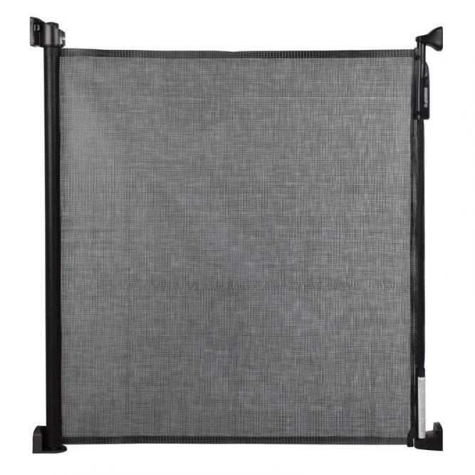 Grade Retrátil Rolling Gate - Safety BLACK 0A13KG IMP01823