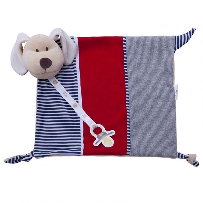 Blanket Cachorro - Zip Toys Cores Unico 0077006601