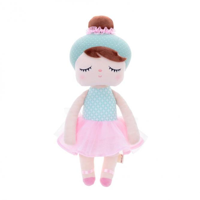 Boneca Metoo Doll Angela Sofia Ballet - Bupbaby VERDE 22CM 2843