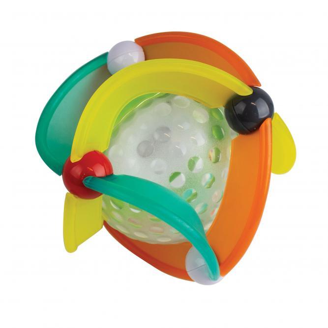 Brinquedo Bola De Atividades Com Som E Luz - Infantino INTERATIVO  3603
