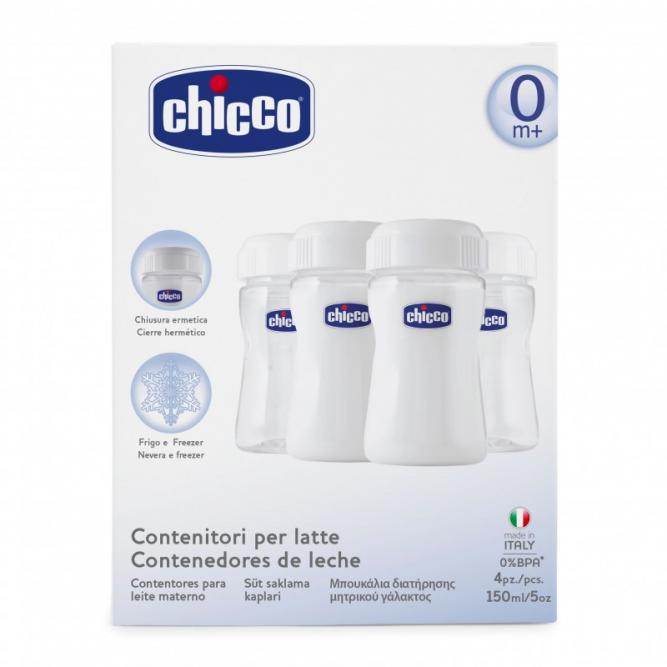 Recipiente Para Leite Materno Well Being - Chicco  150ML  00000084300610