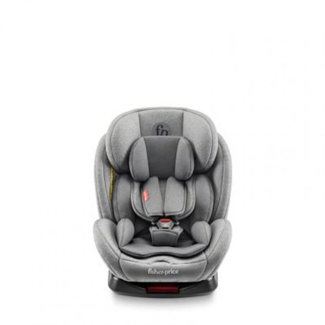 Cadeira Auto Snugfix 360 Graus - Multikids Cinza 0A36KG BB332