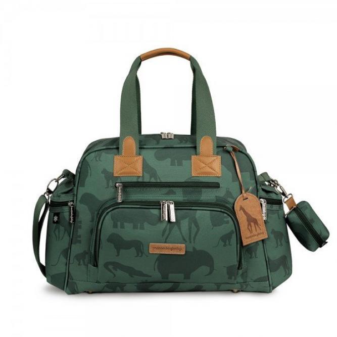 Bolsa Térmica Everyday - Masterbag VERDE SAFARI 50X34X20CM 12SAF299
