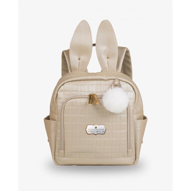 Mochila Bunny - Masterbag OURO BUNNY  11BBUN309
