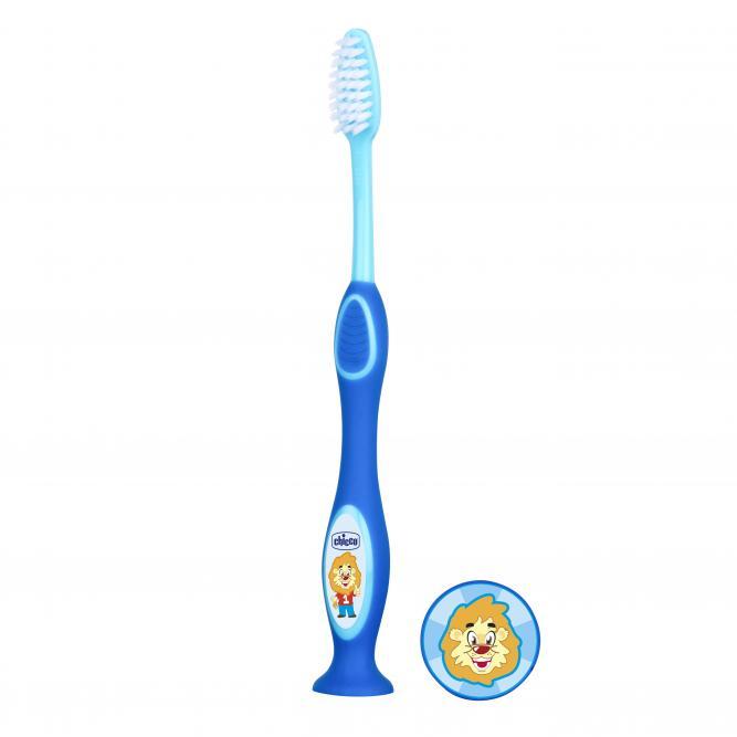 Escova De Dentes - Chicco  AZUL 3-6ANOS 00009079200000