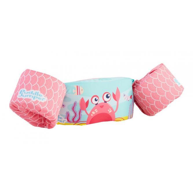 Colete Flutuante Com Boias Infantil - Puddle Jumper Rosa Unico 110330004462
