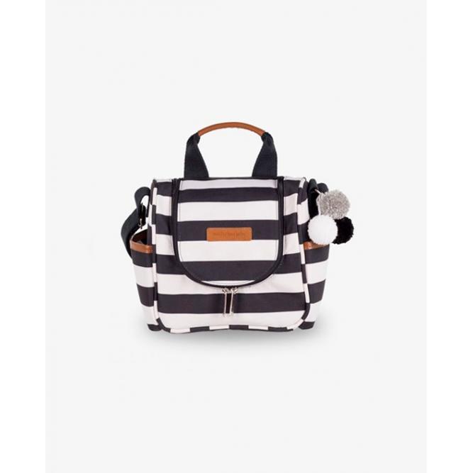 Frasqueira Térmica Emy - Masterbag PRETO BROOKLYN 26X24X15CM 12BRO238