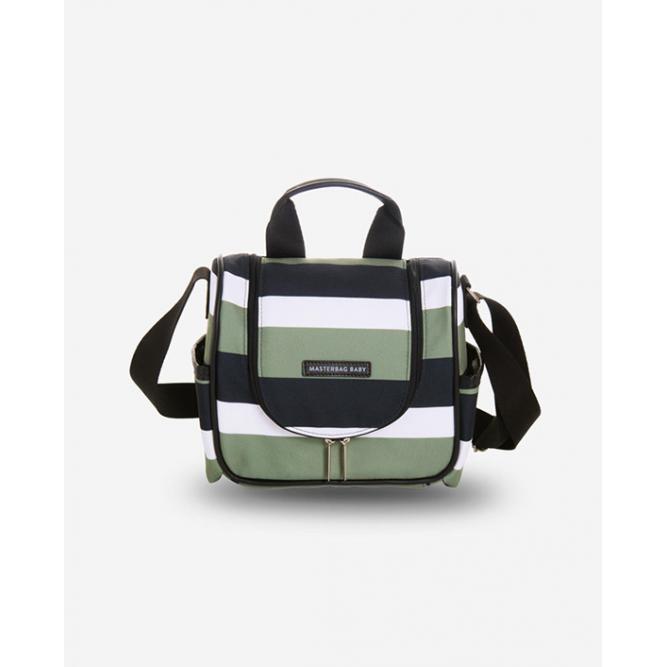 Frasqueira Térmica Emy - Masterbag OLIVA BROOKLYN 26X24X15CM 12BRO238