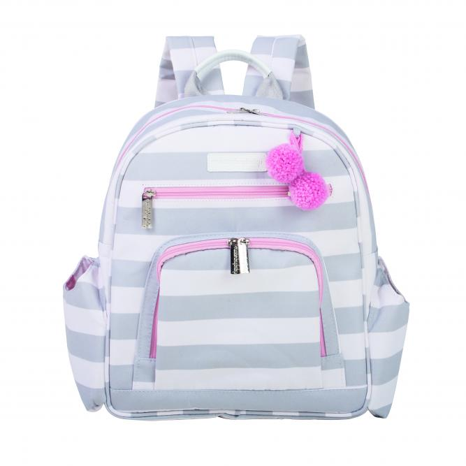 Mochila Noah - Masterbag ICE PINK CANDY COLORS 32X35X17CM 12CAN307