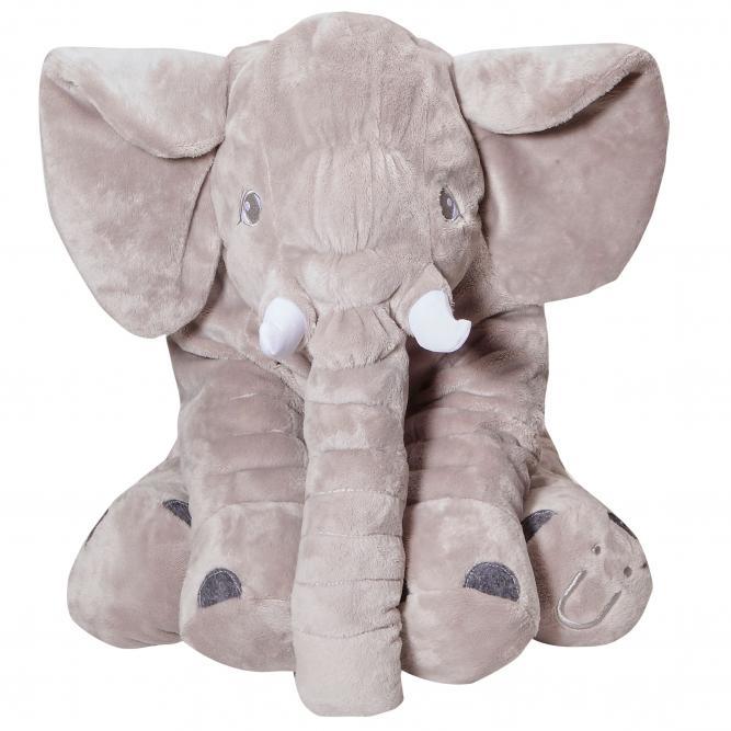 Elefante Buguinha - Bupbaby CINZA  1778