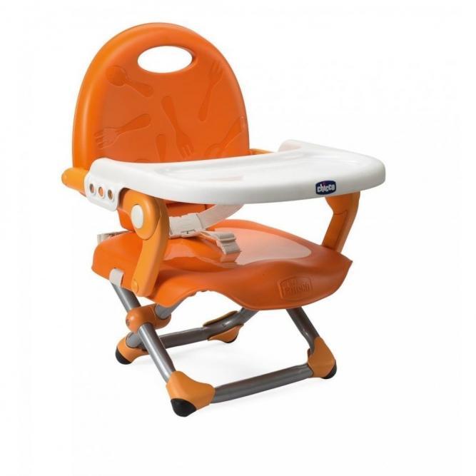 Assento Elevatório Pocket Snack - Chicco MANDARINO  5079340760000