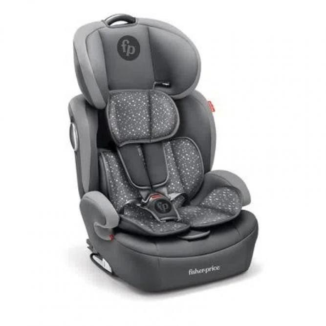 Cadeira Safemax 2.0 - Fisher Price  CINZA 9A36KG BB410