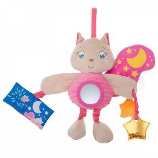 Brinquedos Painel Esquilo Soft Cuddles - Chicco
