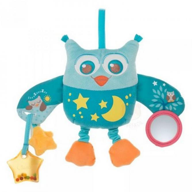 Brinquedos Painel Coruja Soft Cuddles - Chicco CORUJA 0M+ 770400