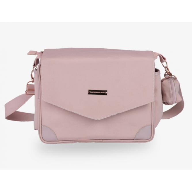 Bolsa Mommy - Masterbag ROSE GOLD 22X26X9CM 11ROS399