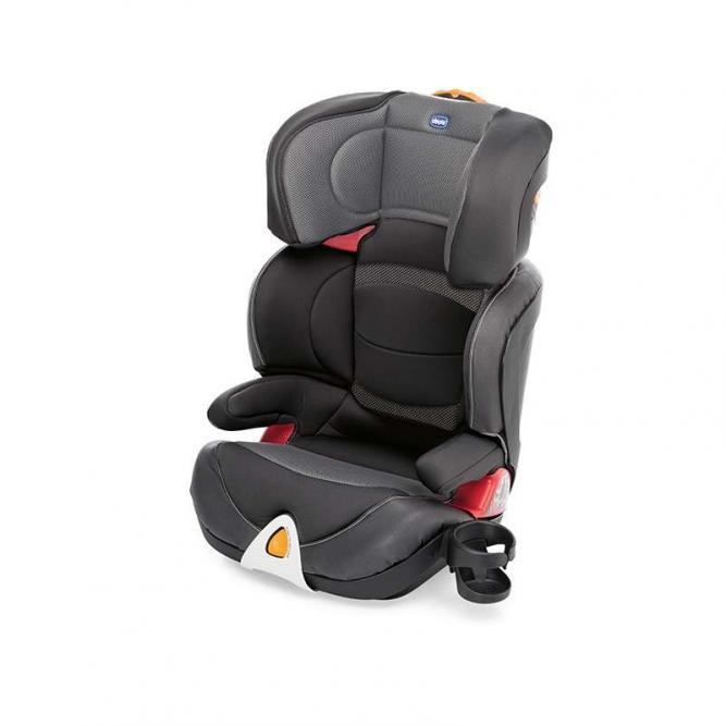 Cadeira Auto Oasys 2-3 Fixplus Evo - Chicco STONE 9A36KG 79159850