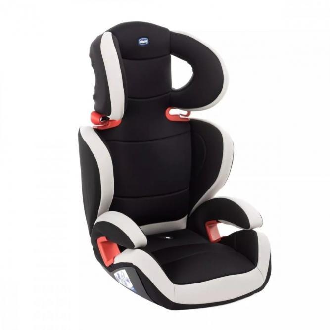 Cadeira Auto Key 2-3 Black Night 15 A 36kg - Chicco