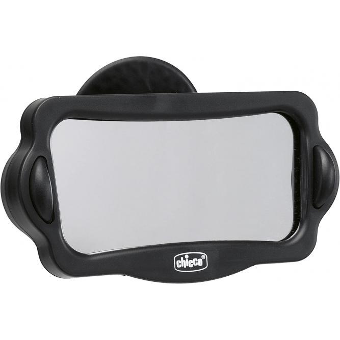Espelho Retrovisor Para Carro - Chicco  Preto  00079520000000