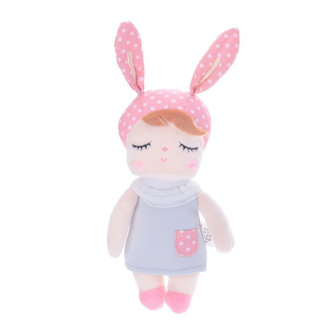 Mini Metoo Doll Angela - Bupbaby CINZA 21CM 2070