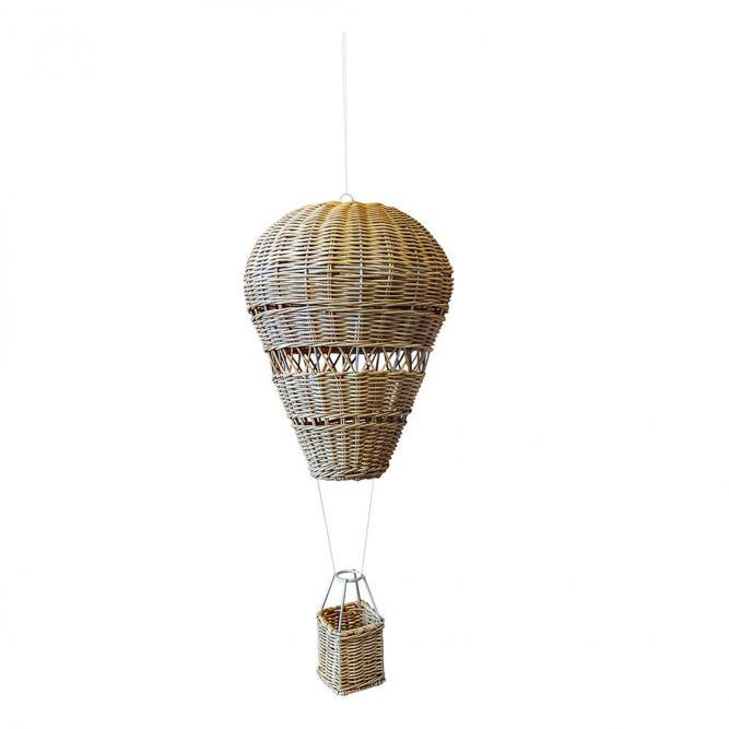 Balão Decorativo Fibra Natural - Modali Natural  MCWT78