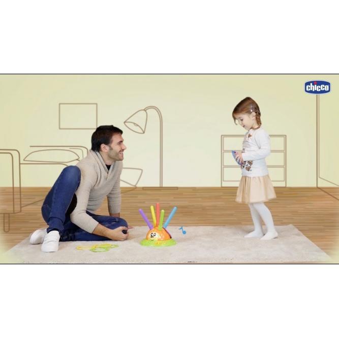 Brinquedos LançA Argolas - 2 A 5 Anos - Chicco