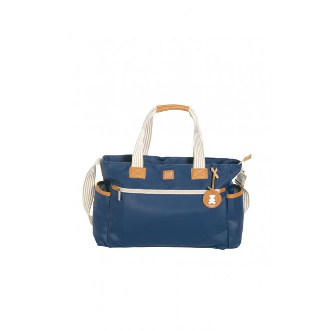 Bolsa Maternidade Classic - Masterbag MARINHO CLASSIC 35X29X13CM 51MBCL371