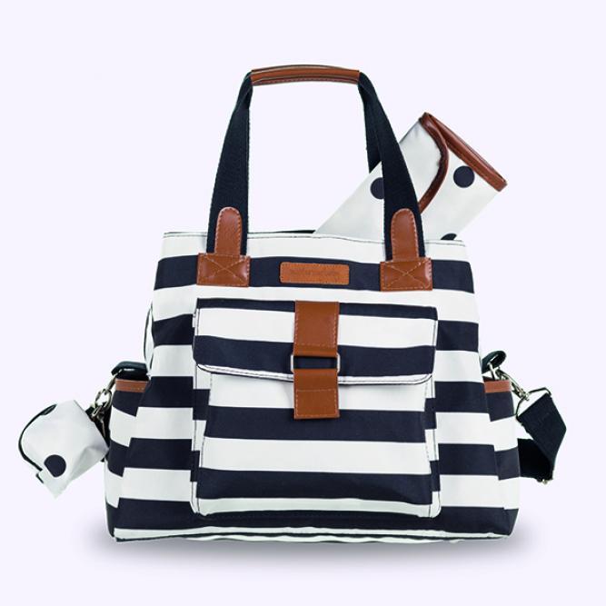 Bolsa Kate - Masterbag PRETO BROOKLYN 38X27X19CM 12BRO387