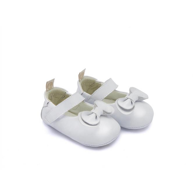 Sapatilha Baby Care - Tip Toey Joey  WHITE 15,5 505